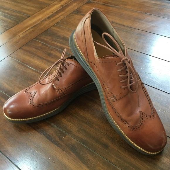 original grand shortwing oxford shoe